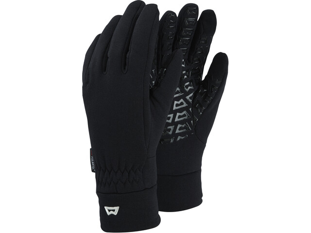 Mountain Equipment Gants Écran tactile, black